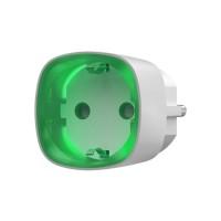 Радиоуправляемая умная розетка со счетчиком энергопотребления Ajax Socket