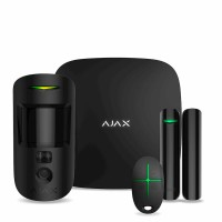 Услуги по по продаже, настройке и установки охранных систем безопасности Ajax