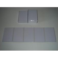 Бесконтактная карта, электронный ключ, EM карта, T5577 125 кГц, перезаписываемые.